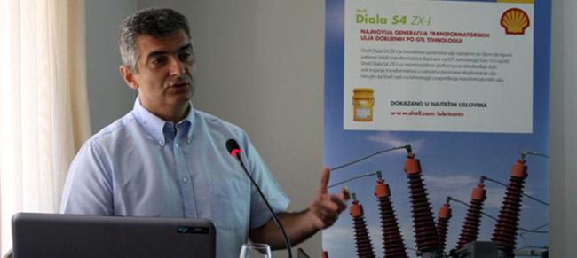 Shell na 33. savetovanju CIGRE na Zlatiboru