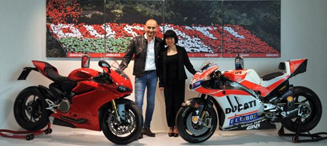 """Shell i Ducati unapredili tehničko partnerstvo, produžavajući ugovor koji se odnosi na prvo punjenje i proširujući ga na """"aftermarket"""""""