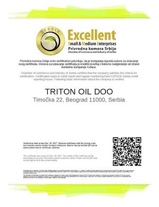Excellent Small & Medium Enterprises Privredna komora Srbije