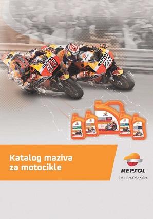 Repsol maziva za motocikle