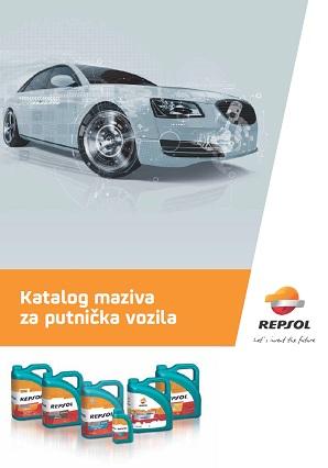 Repsol putnička vozila