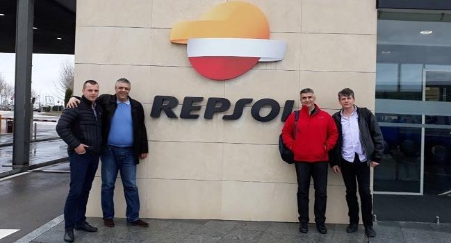 Obilazak kompanije Repsol