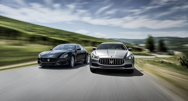 Shell i Maserati lansiraju ekskluzivno co-brendirano motorno ulje