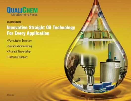 QualiChem katalog čista rezna ulja