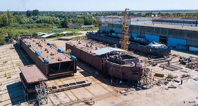 U zrenjaninskom brodogradilištu pravi se najveći rečni tanker na svetu – naručilac: SHELL