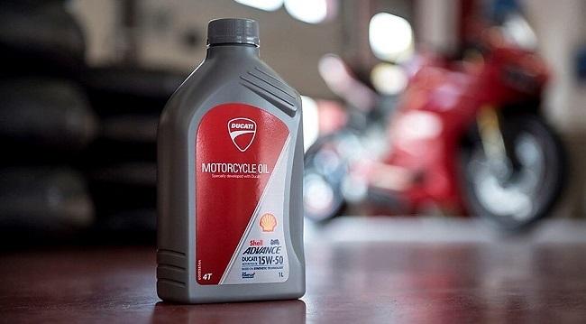 Shell i Ducati produbljuju tehničko partnerstvo proširujući distribuciju Shell Engine Ducati motornog ulja