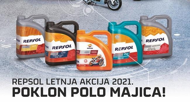 REPSOL LETNJA AKCIJA 2021!